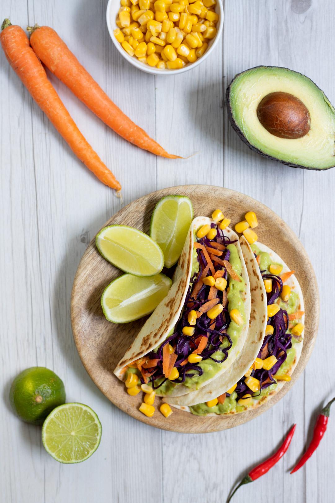 Tacos-verdure-mais